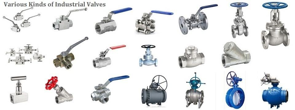 hydraulic ball valves, high pressure ball valves, needle gate valves, check valves, globe valves